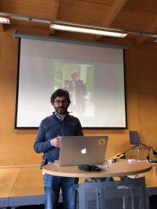 Samir Salibi share about @Home